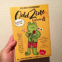 ODD ZINE vol.4