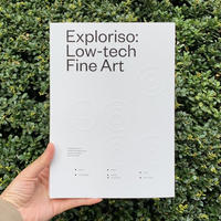 Sven Tillack | EXPLORISO Low-tech Fine Art. Risografie as an artistiv Process. Discovered #2