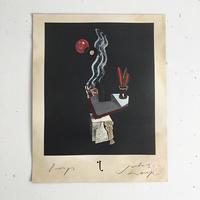 村橋貴博|Icon-Imp(コラージュ作品)
