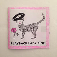 PLAYBACK LADY ZINE (Japanese ver.)