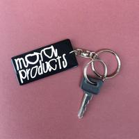 moya productsキーホルダー