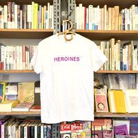 『ヒロインズ』 Tシャツ