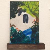 山口法子 朝の森(月蝕文庫)
