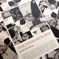 タダジュン|『Dear.THUMB BOOK PRESS』ポスター