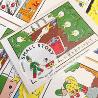fancomi|SMALL STORY ポストカードセット