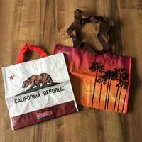 カリフォルニア限定 コストコ エコバッグ2枚セット