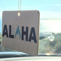 ulu LAGOON エアフレッシュナー ALOHA/アロハ