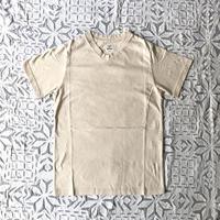 Gara-bou Short Sleeve T-shirts  Unisex ( Ivory )