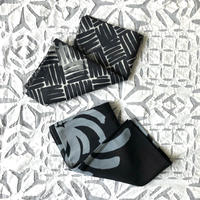 Cotton Silk  Printed Bandana