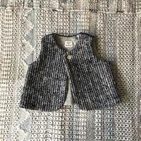 Gara-bou Baby Vest (Indigo)