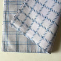 Lungi White Plaid Place Mat #A