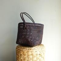 Wire Bag (Brown Black)