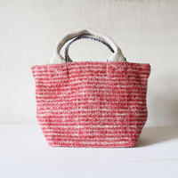 Gara-bou × Canvas Small Tote (Cherry)