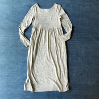 Gara-bou Long Sleeve Dress (Gray)