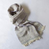 Gara-bou Muffler Stole Kabe 22×190cm (Lavender)