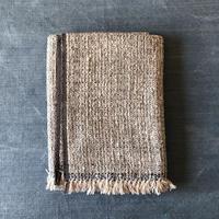 Gara-bou Blanket Stole Kabe 100×190cm (Gray)