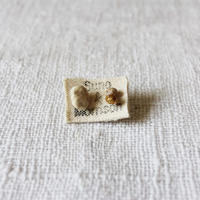Cotton Stone Petit Pierce (Natural)