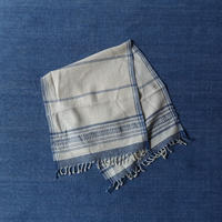 Organic Khadi Basket Face Towels (Natural)