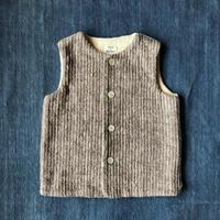 Gara-bou kids Vest (Gray)