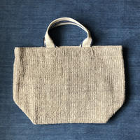 Gara-bou × Canvas Large Tote (Brush sand)