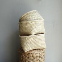 8mm Kottan Open Basket M (Natural)