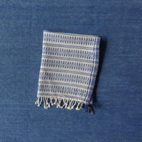Organic Khadi Basket Hand Towels (Light Jacquard)