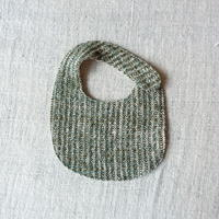 Gara-bou Baby Bib (Brush Green)