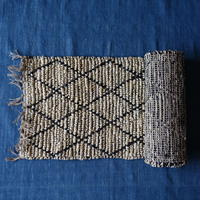 Jute Looped Rug / Kitchen Mat 48×160 (Diamond)