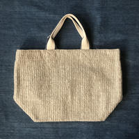 Gara-bou × Canvas Large Tote (Sand)