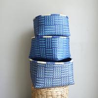 Rettai Olai Basket S ( Blue )