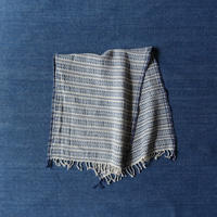 Organic Khadi Basket Face Towels (Light Jacquard)