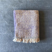 Gara-bou Medium Stole WS Kabe 50×190cm (Lavender)