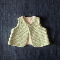 Gara-bou Baby Vest (Light green)