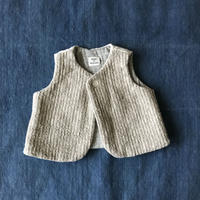 Gara-bou Baby Vest (Sand)