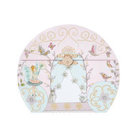 Princess Carriage Jwellery Box