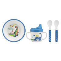 Dino Melamine Nursery Set