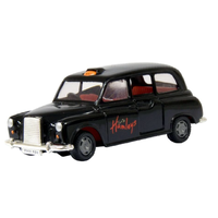 Hamleys London Black Taxi