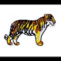タイガー ワッペン