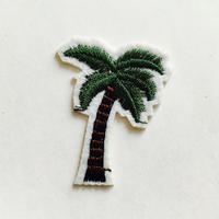 ワッペン coconut tree