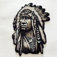 ワッペン indian