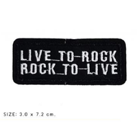 LIVE TO ROCK!