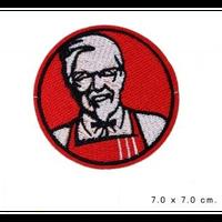 KFC  ワッペン