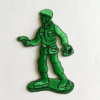 ワッペンgreen army men