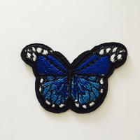 ワッペン butterfly