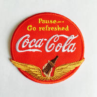ワッペン  Coca cola