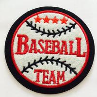 ワッペン baseball