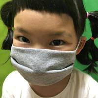 ハンドメイドマスク(3layer)  KIDS
