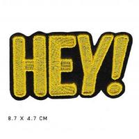 HEY! ワッペン