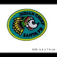 MICKEY-INDIAN ワッペン