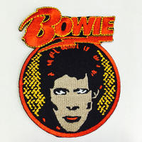 ワッペン David Bowie